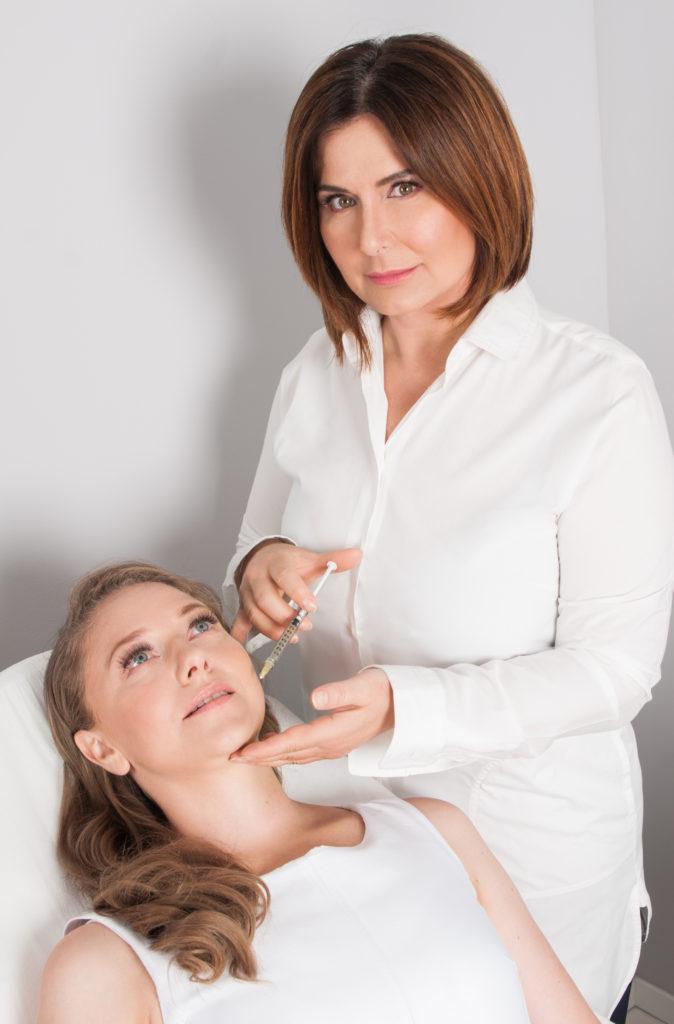 Marija Borić i dr. Jeannette Gjruić