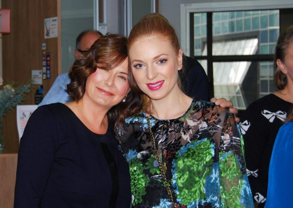 dr. Jeannette Gjurić i Nataša Janjić