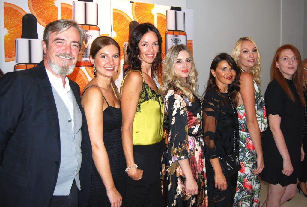 """Lijepa koža uvijek je u modi – Liftactiv Fresh Shot predstavljen je na jučerašnoj reviji eNVy Rooma čiji je naglasak bio upravo na """"glow"""" efektu."""