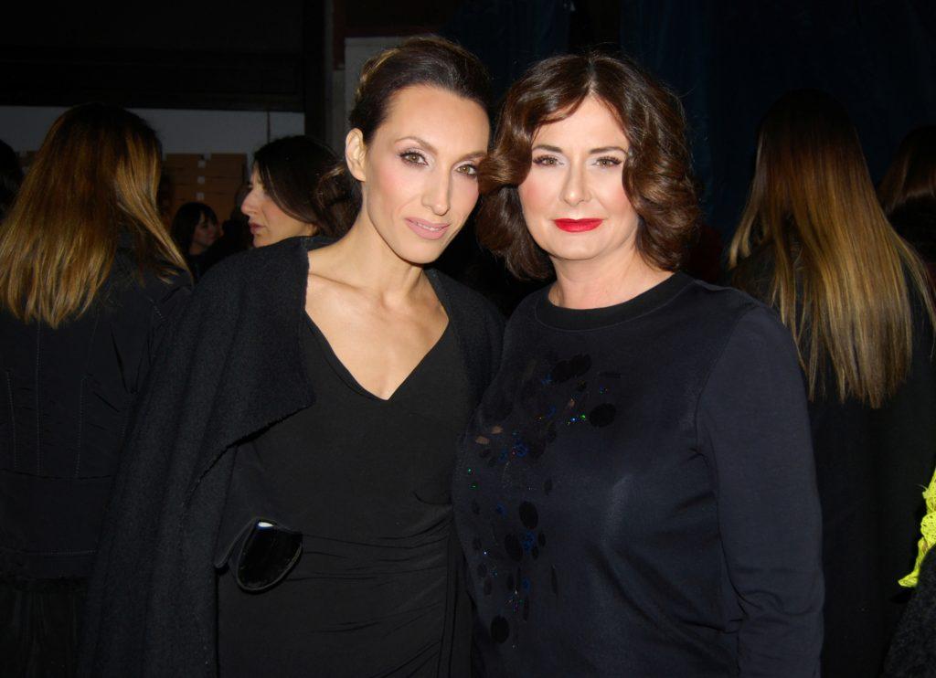 Larisa Lipovac i Jeannette Gjurić