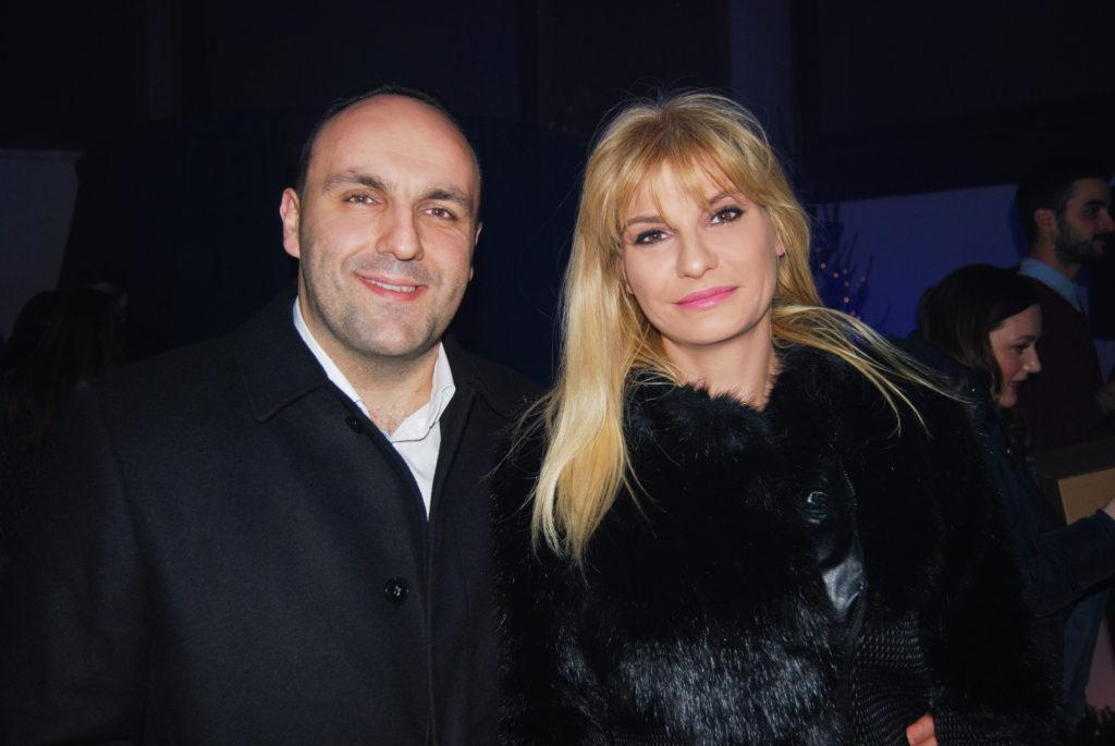 Anđela Prolić i Vedran Toplaušić