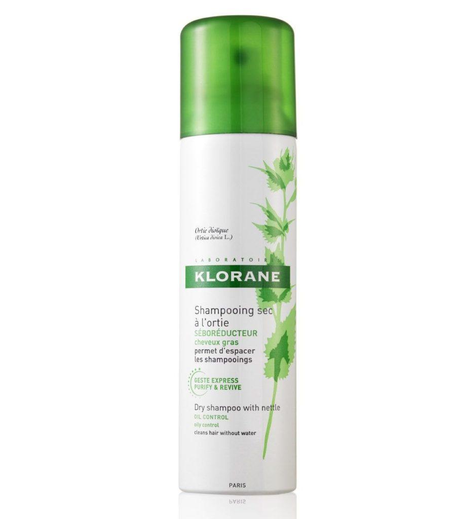Klorane suhi šampon s koprivom 150 ml
