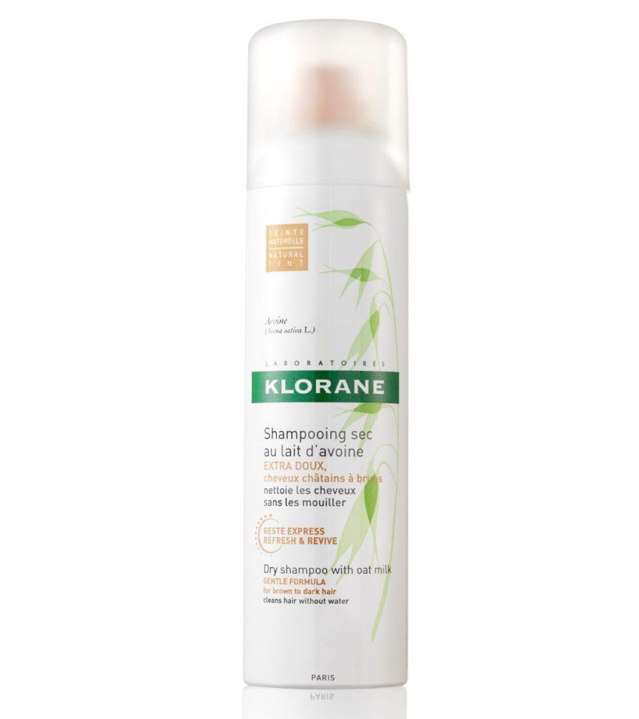 Klorane suhi šampon sa zobenim mlijekom - tonirani