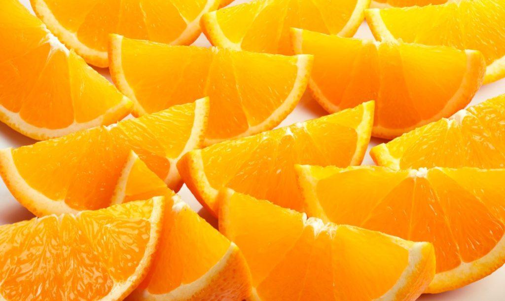 Naranče vitamin C