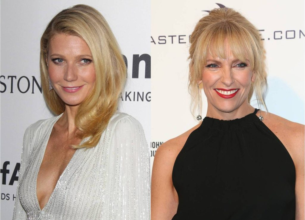 Gwyneth Paltrow i Toni Collette