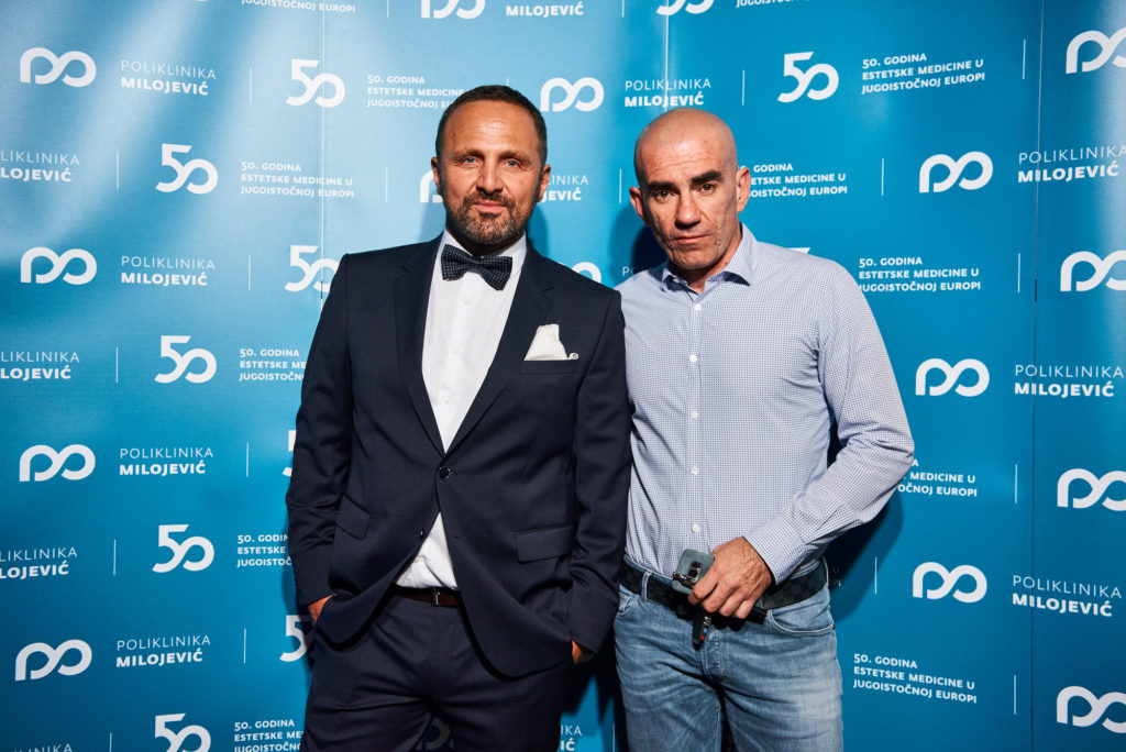 Poliklinika Milojevi¦ç_Ljubo Pavasovi¦ç Viskovi¦ç i Nikola Milojevi¦ç
