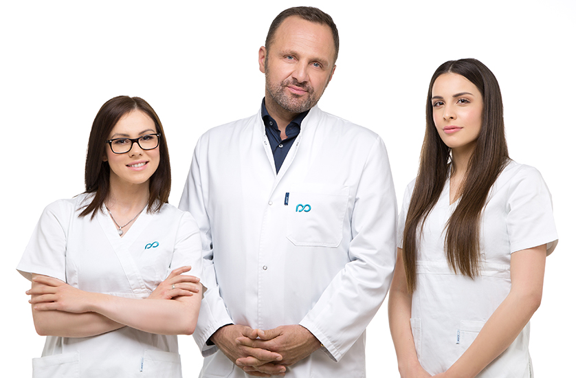 Poliklinika Milojević tim