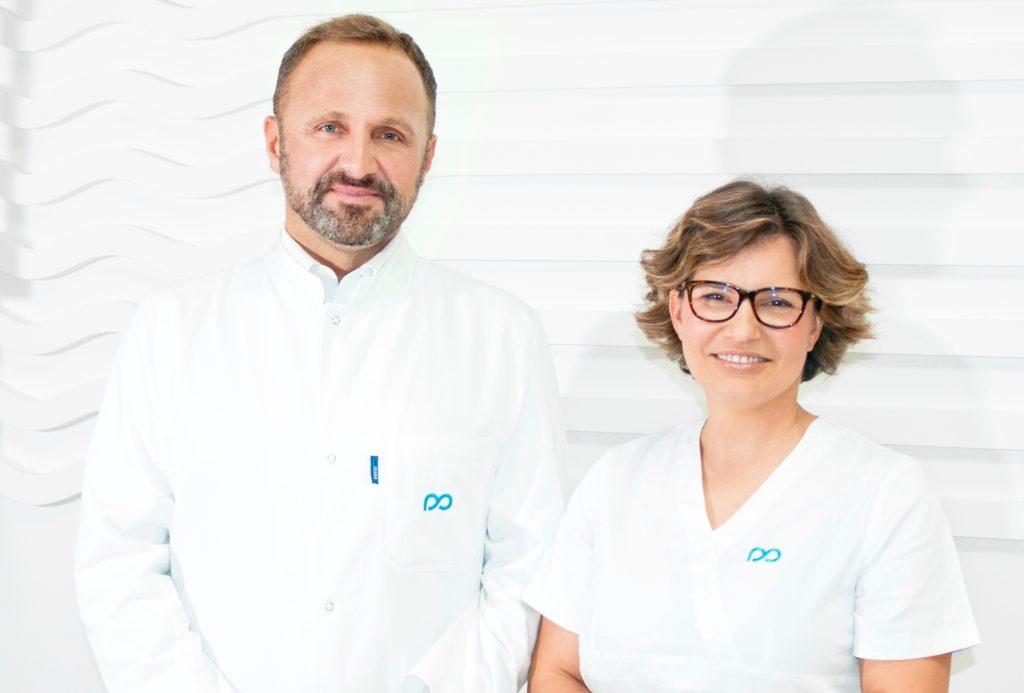 dr. Nikola Milojević i dr. Željana Bolanča