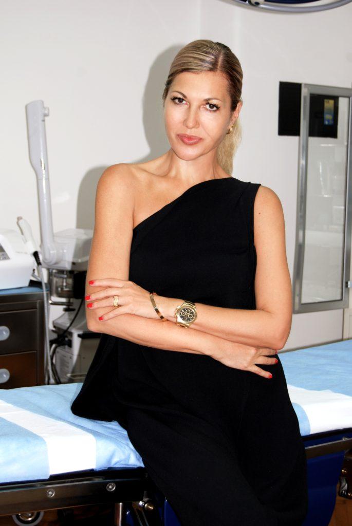 Dr. med. Nevia Delalle, spec. dermatovenerologije