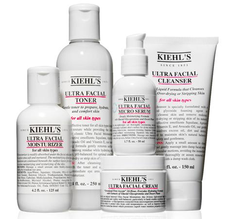kiehls-ultra-facial-range