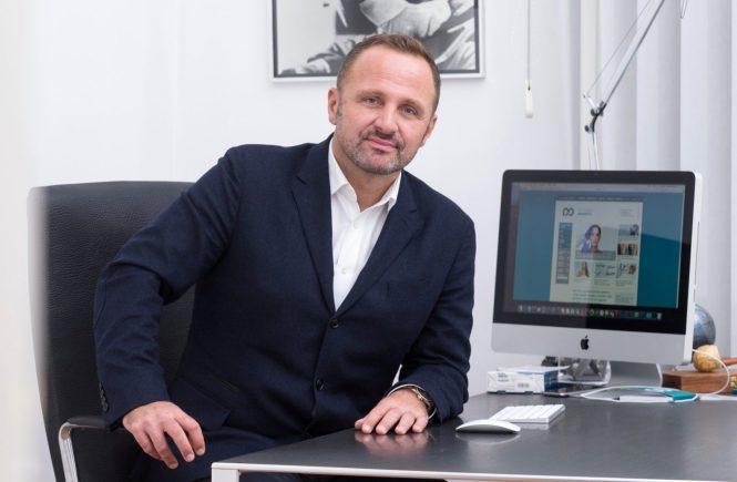 25.10.2016., Zagreb - Dr. Nikola Milojevic, vlasnik Poliklinike Milojevic. Photo: Davor Puklavec/PIXSELL