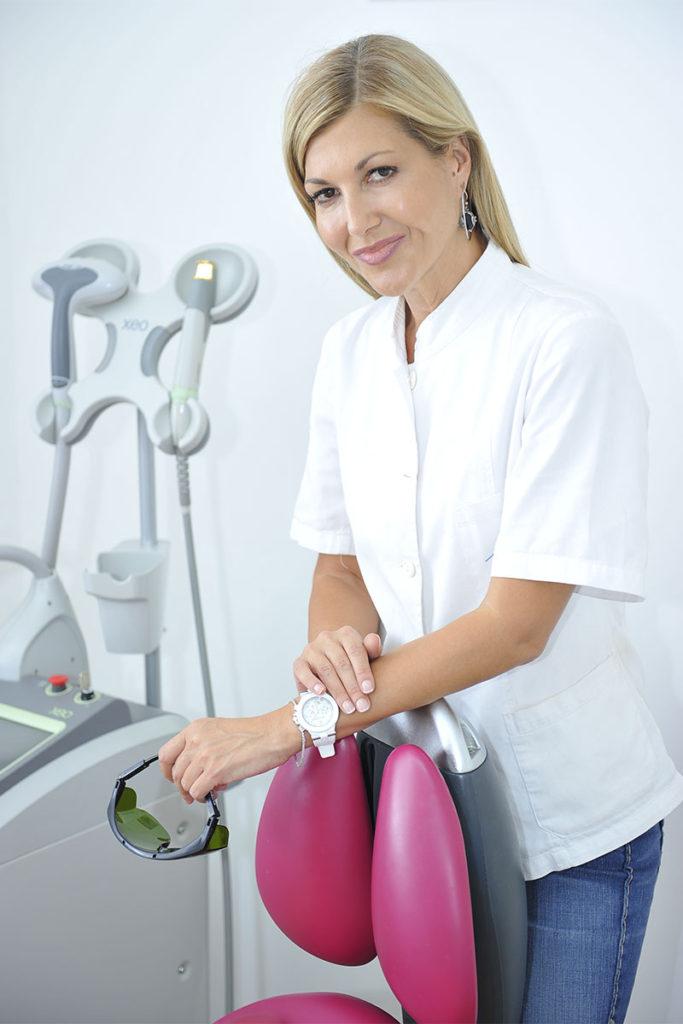 dr. Nevia Delalle