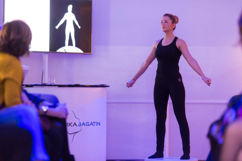 Styku 3D - skeniranje obujma tijela