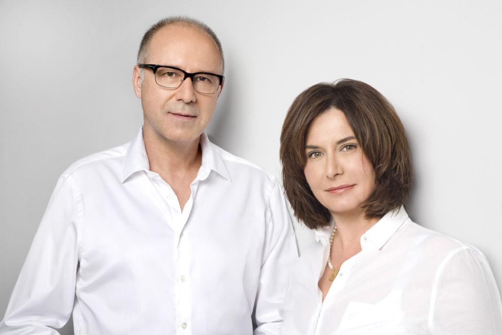 dr. Mislav Gjurić i dr. Jeannette Gjurić