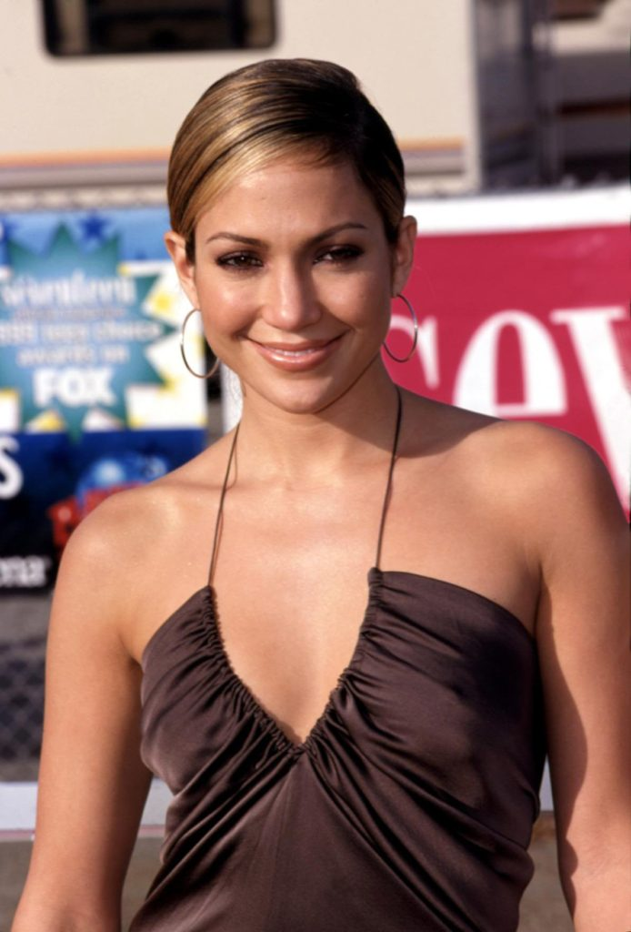 Jennifer Lopez at the Teen Choice Awards, 1999, Image: 98333249, License: Rights-managed, Restrictions: For usage credit please use; Robert Hepler/Everett Collection, Model Release: no, Credit line: Profimedia, Everett