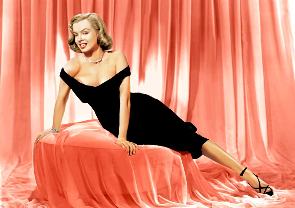 THE ASPHALT JUNGLE, Marilyn Monroe, 1950, Image: 127529153, License: Rights-managed, Restrictions: , Model Release: no, Credit line: Profimedia, Everett
