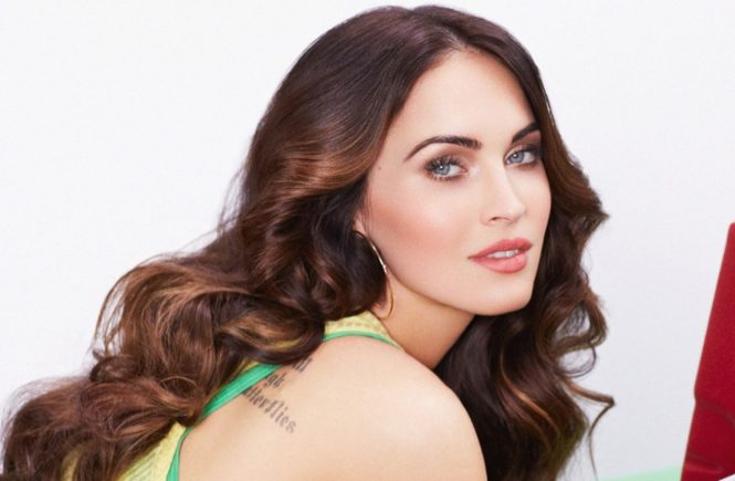 Megan Fox in the promotional campaign for Rio de Janeiro Carnival 2013 and brazilian beer BRAHMA, Image: 150986632, License: Rights-managed, Restrictions: , Model Release: no, Credit line: Profimedia, Thunder Press