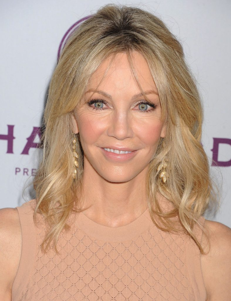 HOLLYWOOD, CA- APRIL 11: Heather Locklear arrives at the 'Scary Movie V' - Los Angeles Premiere at ArcLight Cinemas Cinerama Dome on April 11, 2013 in Hollywood, California. - No Rights for USA, Canada and France -, Image: 158589660, License: Rights-managed, Restrictions: , Model Release: no, Credit line: Profimedia, Face To Face A