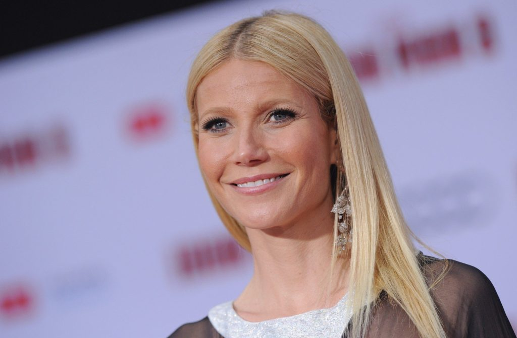 "World Premiere of ""Iron Man 3"". El Capitan Theatre, Hollywood, CA. April 24, 2013. Job: 130424A2. (Photo by Axelle Woussen / Bauer-Griffin) Pictured: Gwyneth Paltrow., Image: 159361525, License: Rights-managed, Restrictions: 015, Model Release: no, Credit line: Profimedia, Bauer Griffin"