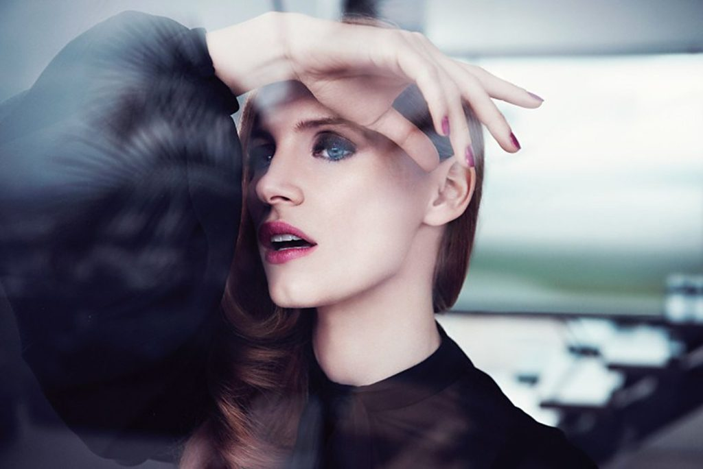 American Oscar Nominee actress Jessica Chastain in the Yves Saint Laurent Manifesto Fragance ad campaign. © Balawa Pics - 25/06/2013 - *Hands Out Pics*, Image: 164998712, License: Rights-managed, Restrictions: Pictures in this set: 005. As the promotional pictures in this set are defined as 'Hands Out', the supplier can«t be considered responsible of subsequent sales or any other legal matter concerning to the material provided. These promotional pictures has been provided without Êany compromise between the parts and it is only under the responsibility of the recipient, who acknowledges the reception of these pictures as 'Hands Out'., Model Release: no, Credit line: Profimedia, Balawa Pics
