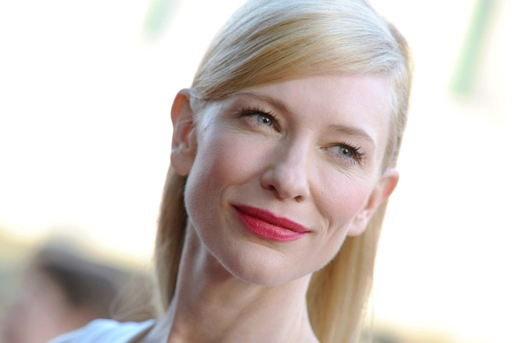 """Los Angeles Premiere of """"Blue Jasmine"""". Academy of Motion Pictures Arts and Sciences, Beverly Hills, CA. July 24, 2013. Job: 130724A1. (Photo by Axelle Woussen/Bauer-Griffin) Pictured: Cate Blanchett., Image: 167159397, License: Rights-managed, Restrictions: 015, Model Release: no, Credit line: Profimedia, Bauer Griffin"""