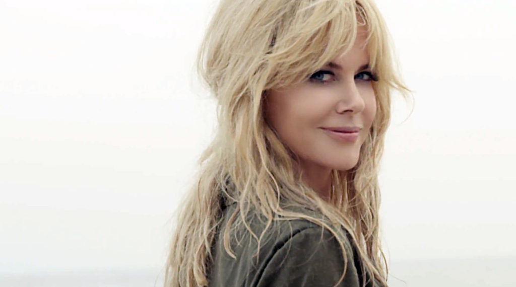 Nicole Kidman for Jimmy Choo.