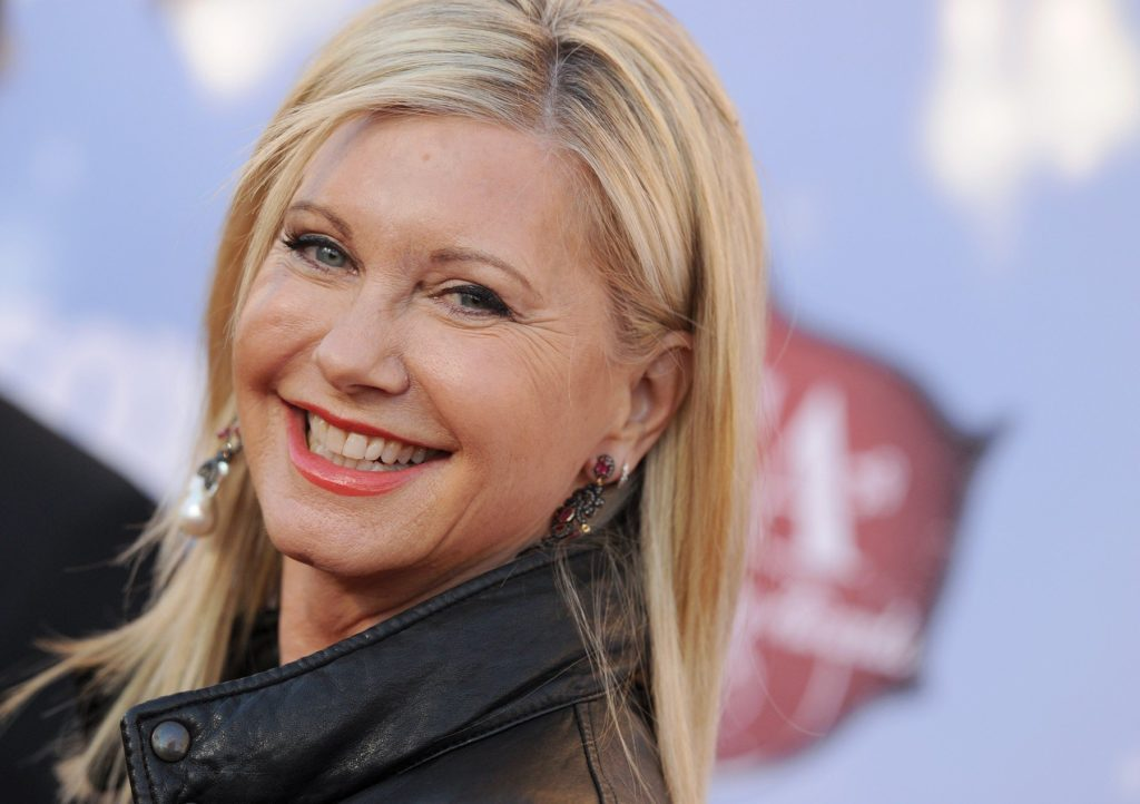 American Country Awards 2013. Mandalay Bay, Las Vegas, Nevada. December 10, 2013. Job: 131210A1. (Photo by Axelle Woussen/Bauer-Griffin)  Pictured: Olivia Newton-John., Image: 179386369, License: Rights-managed, Restrictions: 015, Model Release: no, Credit line: Profimedia, Bauer Griffin