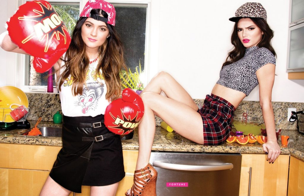 American fashion sisters Kendall and Kylie Jenner front the new Madden Girl 2014 collection by Steve Madden., Image: 185727131, License: Rights-managed, Restrictions: EDITORIAL USE / 009 pix., Model Release: no, Credit line: Profimedia, Balawa Pics