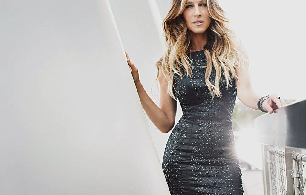 American actress Sarah Jessica Parker stars in Maria Valentina Fall Winter 2014 collection., Image: 189168647, License: Rights-managed, Restrictions: EDITORIAL USE (HO) / 19 pics., Model Release: no, Credit line: Profimedia, Balawa Pics