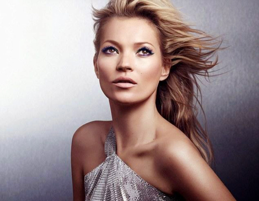 British model Kate Moss in the new print ads for Rimmel London Spring Summer 2014 campaign., Image: 190151321, License: Rights-managed, Restrictions: EDITORIAL USE ONLY, Model Release: no, Credit line: Profimedia, Balawa Pics