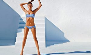 Portuguese fashion model Sara Sampaio stars in Calzedonia Swimwear 2014 advertising campaign., Image: 190309707, License: Rights-managed, Restrictions: EDITORIAL USE ONLY, Model Release: no, Credit line: Profimedia, Balawa Pics