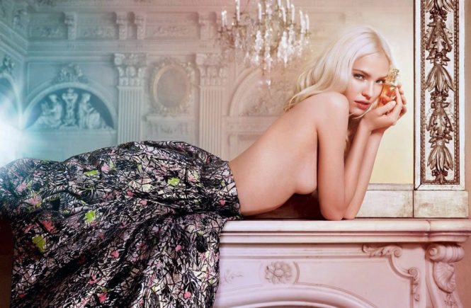 Russian fashion model Sasha Luss stars in new Dior Addict 2014 campaign., Image: 192392189, License: Rights-managed, Restrictions: EDITORIAL USE ONLY, Model Release: no, Credit line: Profimedia, Balawa Pics