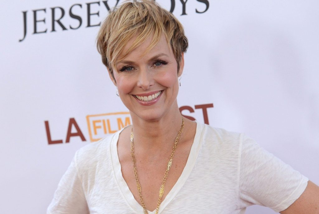 MELORA HARDIN @ the Los Angeles Film Festival 2014 premiere of 'Jersey Boys' held @ the Regal cinemas. June 19, 2014, Image: 196774434, License: Rights-managed, Restrictions: AMERICA, Model Release: no, Credit line: Profimedia, Visual
