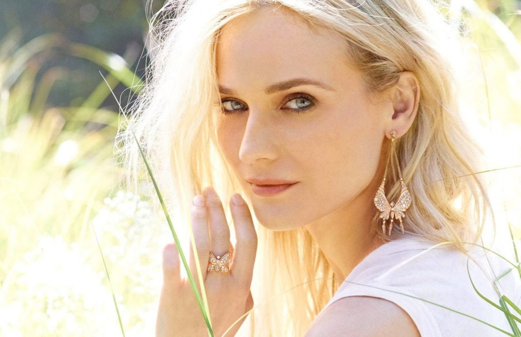 German actress and model Diane Kruger poses for H.Stern Rock Season 2014 collection., Image: 201818057, License: Rights-managed, Restrictions: EDITORIAL USE ONLY, Model Release: no, Credit line: Profimedia, Balawa Pics
