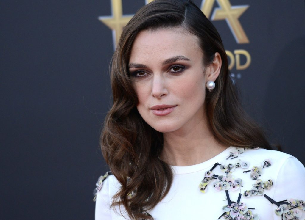 KEIRA KNIGHTLEY @ the 2014 Hollywood Film Awards held @ the Palladium. November 14, 2014, Image: 210900547, License: Rights-managed, Restrictions: AMERICA, Model Release: no, Credit line: Profimedia, Visual