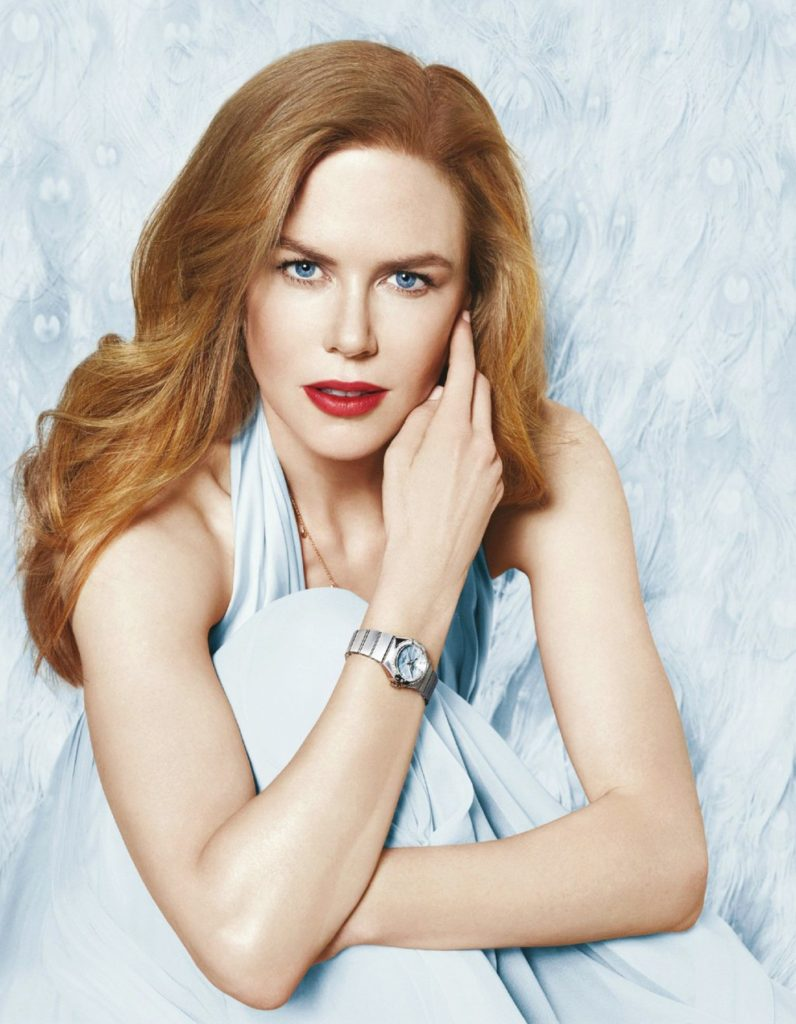 Australian actress Nicole Kidman stars in promotional campaign for Omega Watches Fall Winter 2015 collection., Image: 211716950, License: Rights-managed, Restrictions: EDITORIAL USE ONLY, Model Release: no, Credit line: Profimedia, Balawa Pics