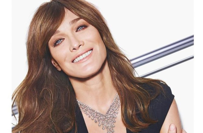 Carla Bruni in the new ad campaign of Bulgari Diva, Image: 218170775, License: Rights-managed, Restrictions: , Model Release: no, Credit line: Profimedia, Thunder Press