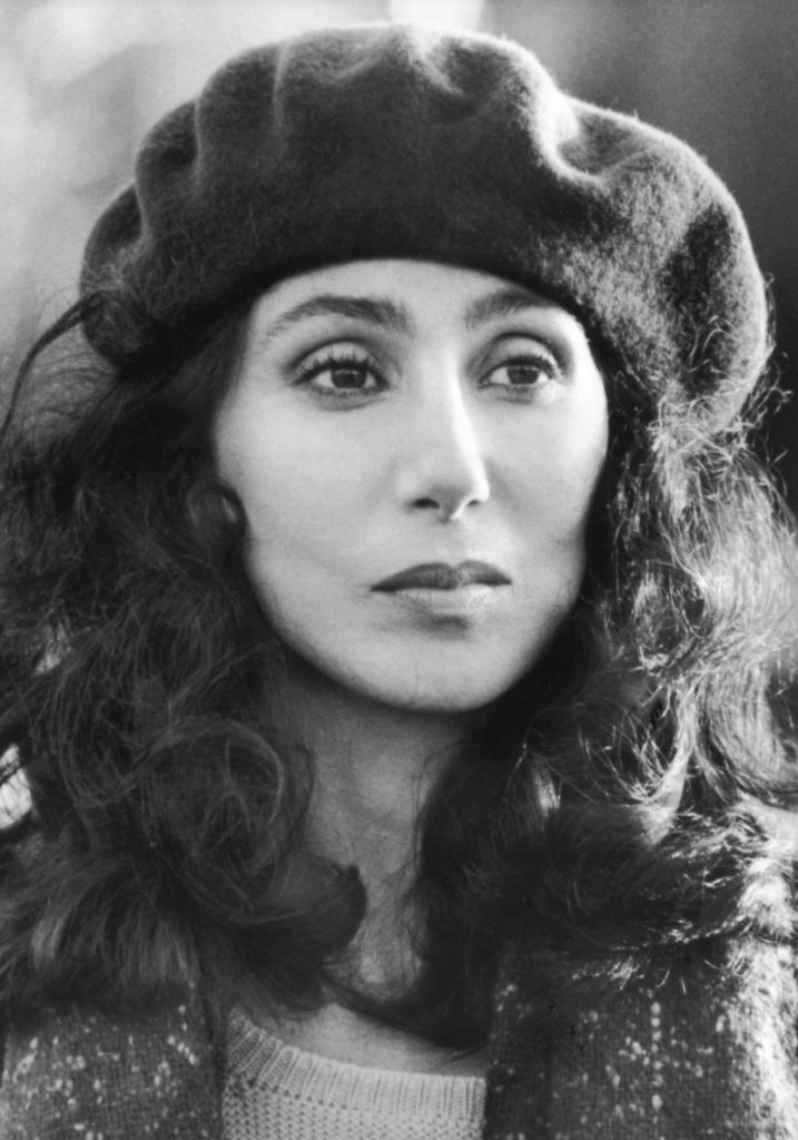 D 64209-02  26458-17    Cher.   .  Archive image of American pop singer and actress Cher (1946-) in character as Kathleen Riley in the film 'Suspect'., Image: 218981634, License: Rights-managed, Restrictions: , Model Release: no, Credit line: Profimedia, TEMP Camerapress