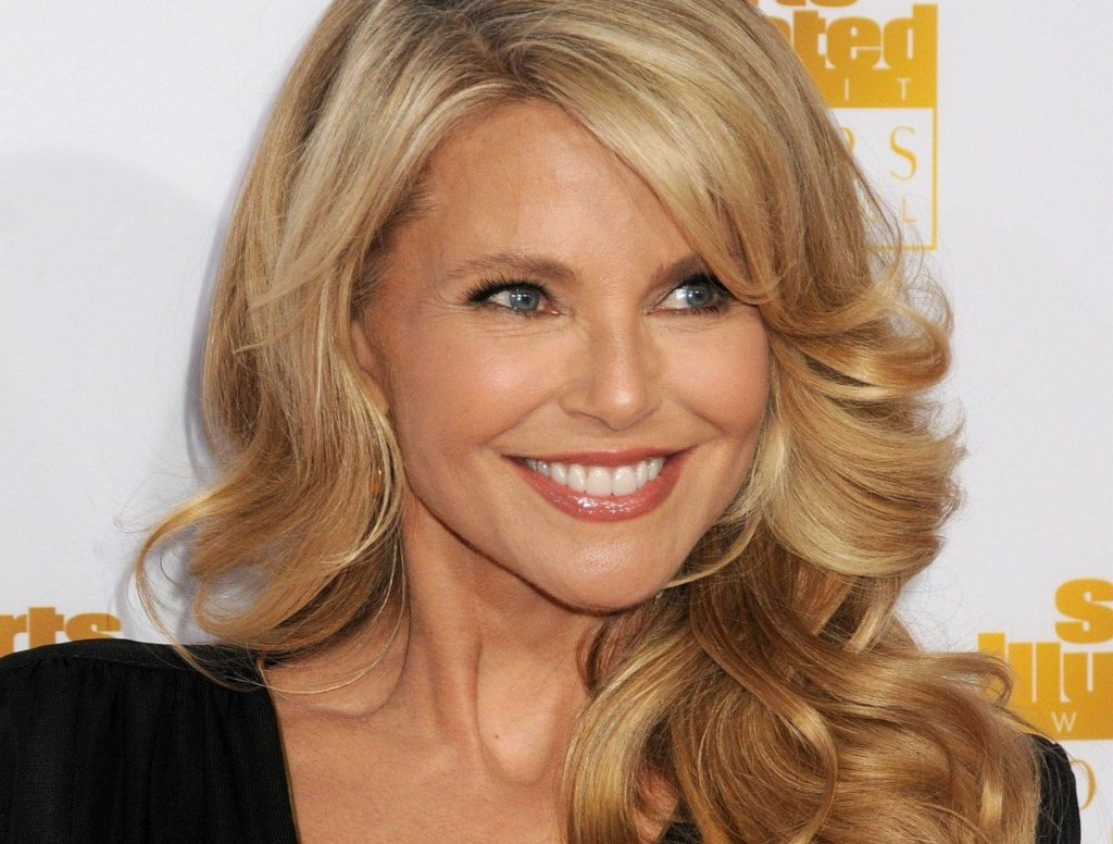 14 January 2014 - Hollywood, California - Christie Brinkley. 50th Anniversary of the Sports Illustrated Swimsuit Issue held at The Dolby Theatre. Photo Credit: Byron Purvis/AdMedia/ADMEDIA_adm_SportsIllustrated50th_BP_208/Credit:Byron Purvis/AdMedia/SIPA/1401151523, Image: 226037809, License: Rights-managed, Restrictions: , Model Release: no, Credit line: Profimedia, TEMP Sipa Press