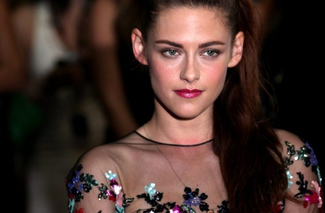 Kristen Stewart attending the The 2012 Toronto International Film Festival Red Carpet Arrivals for 'On The Road' at the Ryerson Theatre in Toronto on 9/6/2012, Image: 227477080, License: Rights-managed, Restrictions: NOT FOR SALE IN: USA., Model Release: no, Credit line: Profimedia, TEMP Camerapress