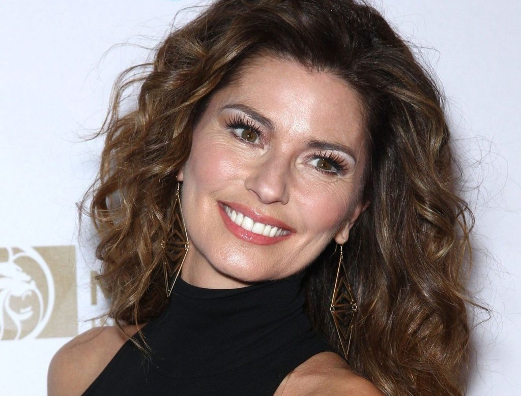 22 March 2013 - Las Vegas, NV - Shania Twain. One Night for One Drop Charity Event at Hyde nightclub inside The Bellagio Resort and Casino. Photo Credit: mjt/AdMedia/ADMEDIA_adm_OneNightForOneDropBellagio_mjt_0128/Credit:mjt/AdMedia/SIPA/1303230642, Image: 230962641, License: Rights-managed, Restrictions: , Model Release: no, Credit line: Profimedia, TEMP Sipa Press