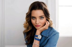 Australian supermodel Miranda Kerr in new promotional pictures of Swarovski Spring Summer 2015 Allure collection., Image: 232570984, License: Rights-managed, Restrictions: EDITORIAL USE ONLY, Model Release: no, Credit line: Profimedia, Balawa Pics