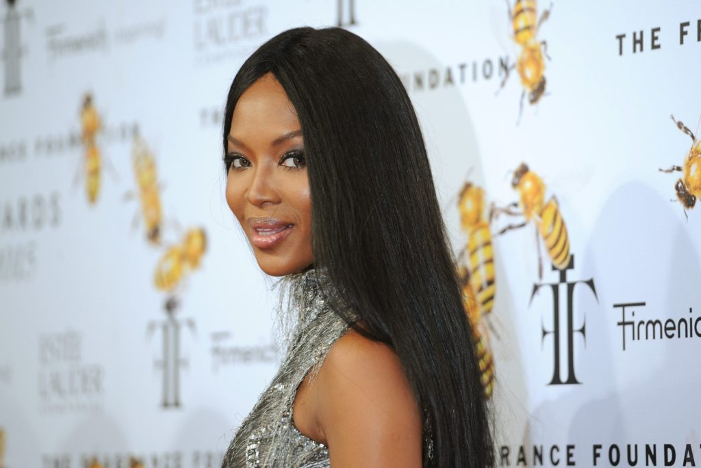 Model Naomi Campbell attends the Fragrance Foundation Awards at Alice Tully Hall at Lincoln Center in New York, NY, on June 17, 2015., Image: 250205728, License: Rights-managed, Restrictions: , Model Release: no, Credit line: Profimedia, SIPA USA
