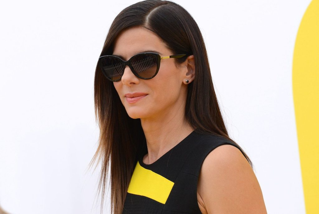 SANDRA BULLOCK @ the Los Angeles premiere of 'Minions' held @ the Shrine. June 27, 2015, Image: 251174171, License: Rights-managed, Restrictions: AMERICA, Model Release: no, Credit line: Profimedia, Visual