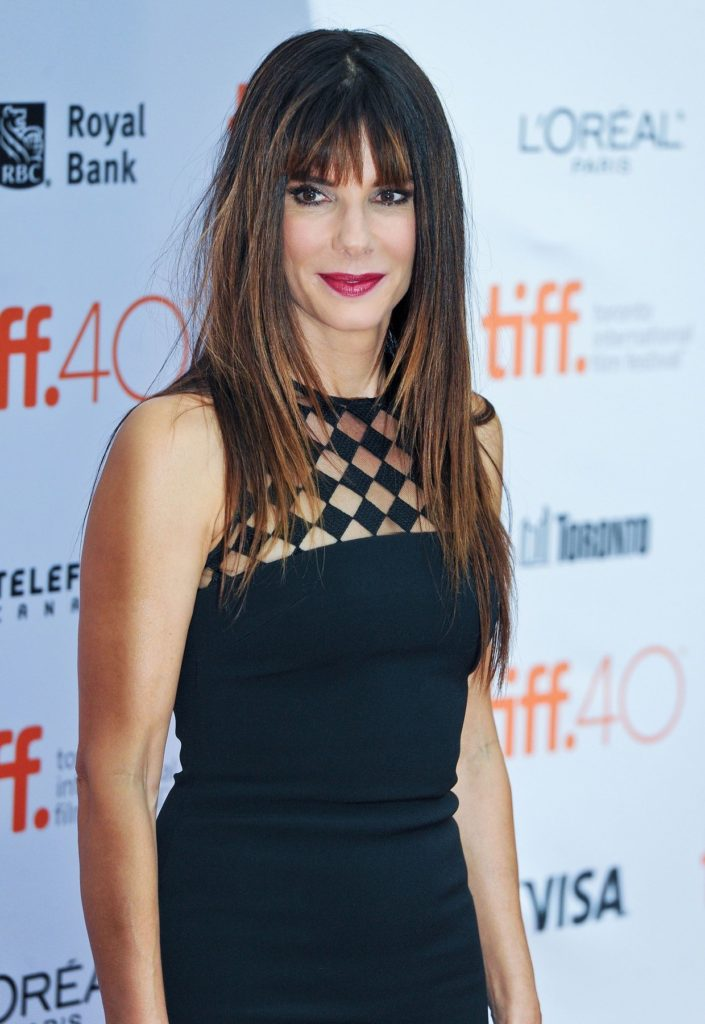 "11 September 2015 - Toronto, Ontario, Canada - Sandra Bullock. ""Our Brand Is Crisis"" Premiere during the 2015 Toronto International Film Festival held at Princess of Wales Theatre. Photo Credit: Brent Perniac/AdMedia/ADMEDIA_adm_TIFF15_OurBrandIsCrisis_BPC_036/Credit:Brent Perniac/AdMedia/SIPA/1509121907, Image: 258350769, License: Rights-managed, Restrictions: , Model Release: no, Credit line: Profimedia, TEMP Sipa Press"
