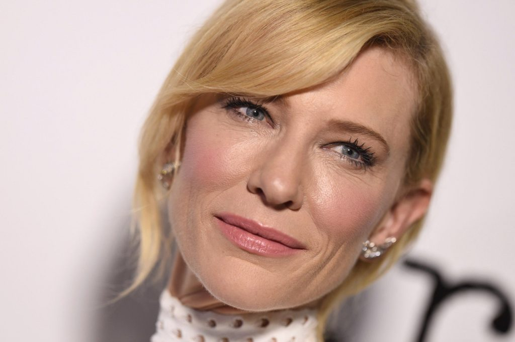 "Industry Screening of ""Truth"". Samuel Goldwyn Theater, Beverly Hills, CA. Pictured: Cate Blanchett. EVENT October 5, 2015 Job: 151005A1, Image: 261162058, License: Rights-managed, Restrictions: 000, Model Release: no, Credit line: Profimedia, Bauer Griffin"