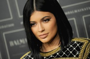 Kylie Jenner attend the BALMAIN X H&M Collection Launch at 23 Wall Street on October 20, 2015 in New York City., Image: 263424775, License: Rights-managed, Restrictions: WORLD RIGHTS - Fee Payable Upon Reproduction - For queries contact Photoshot - sales@photoshot.com London: +44 (0) 20 7421 6000 Florida: +1 239 689 1883 Berlin: +49 (0) 30 76 212 251, Model Release: no, Credit line: Profimedia, Uppa entertainment