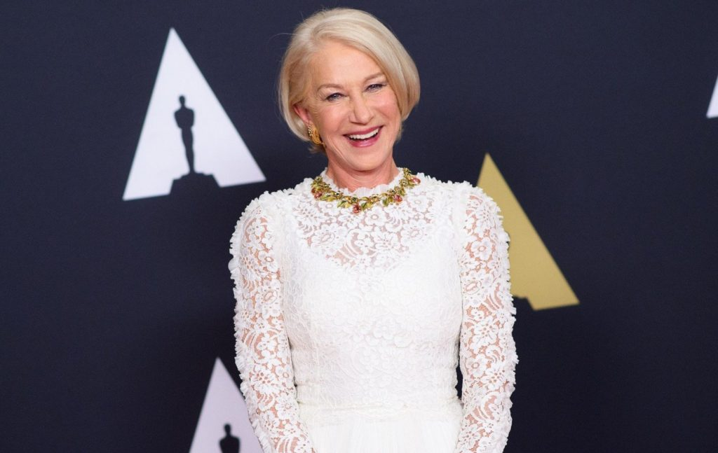 Helen Mirren attends the Academy's 7th Annual Governors Awards in The Ray Dolby Ballroom at Hollywood & Highland Center. in Hollywood, CA, on Saturday, November 14, 2015., Image: 266439252, License: Rights-managed, Restrictions: FOR EDITORIAL USE ONLY. NOT FOR COVER USAGE., Model Release: no, Credit line: Profimedia, TEMP Camerapress