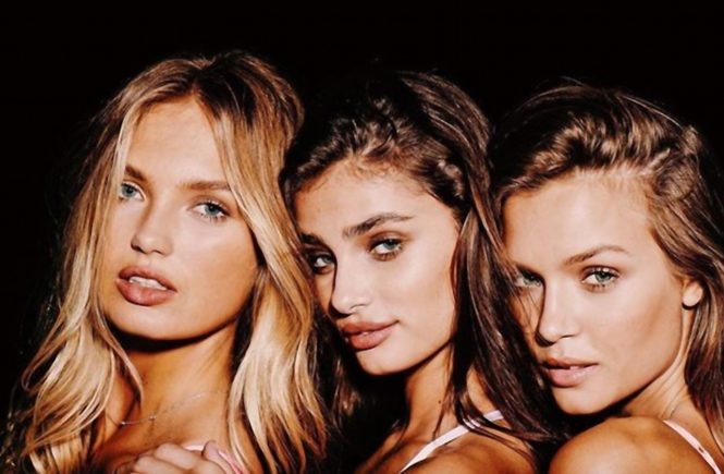 Romee Strijd has posted a photo on Instagram with the following remarks: We're ready for day 2 #somethingbigiscoming16 Instagram, 2015-12-14 11:32:10. Photo supplied by insight media. Service fee applies. This is a private photo posted on social networks and supplied by this Agency. This Agency does not claim any ownership including but not limited to copyright or license in the attached material. Fees charged by this Agency are for Agency's services only, and do not, nor are they intended to, convey to the user any ownership of copyright or license in the material. By publishing this material you expressly agree to indemnify and to hold this Agency and its directors, shareholders and employees harmless from any loss, claims, damages, demands, expenses (including legal fees), or any causes of action or allegation against this Agency arising out of or connected in any way with publication of the material., Image: 269103423, License: Rights-managed, Restrictions: Photo supplied by insight media. For editorial use only. Single rate handling fee required., Model Release: no, Credit line: Profimedia, Insight Media