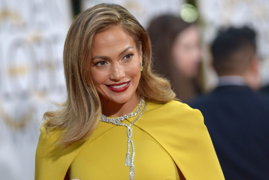 LOS ANGELES, CA - JANUARY 10: Jennifer Lopez arrives at 73rd Annual Golden Globe Awards event on January 10, 2016 in Los Angeles, California., Image: 271019235, License: Rights-managed, Restrictions: , Model Release: no, Credit line: Profimedia, Barcroft Media